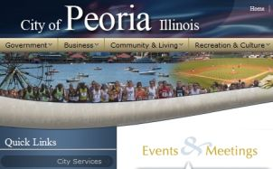 Peoria Web Design Services